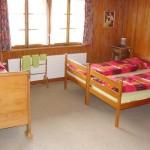 Familienzimmer ohne Waschbecken, 3 Betten